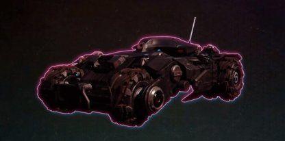 Rage 2 Vehículos