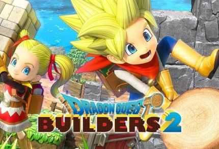 Tráiler de lanzamiento de Dragon Quest Builders 2