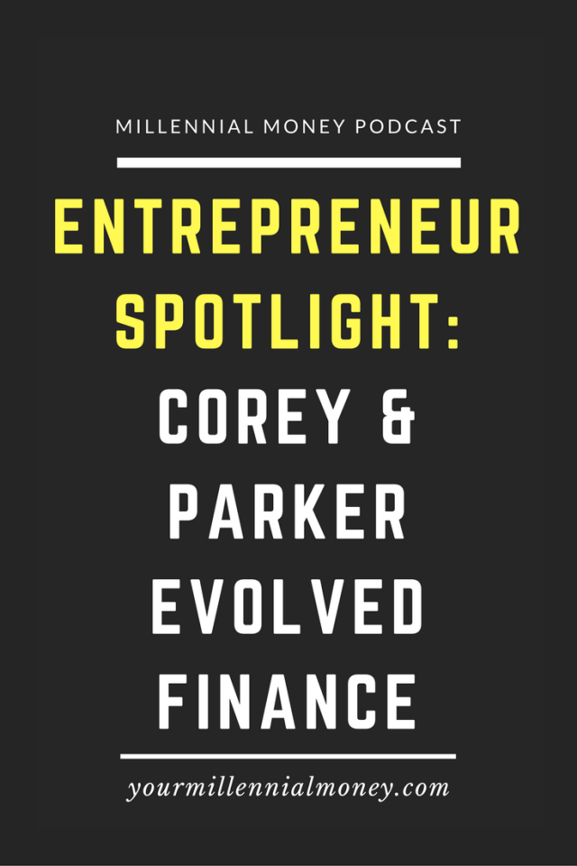 What does it take to be a successful millennial entrepreneur? Corey & Parker not only figured out the magic formula for their own business, but they help other online entrepreneurs do just the same.