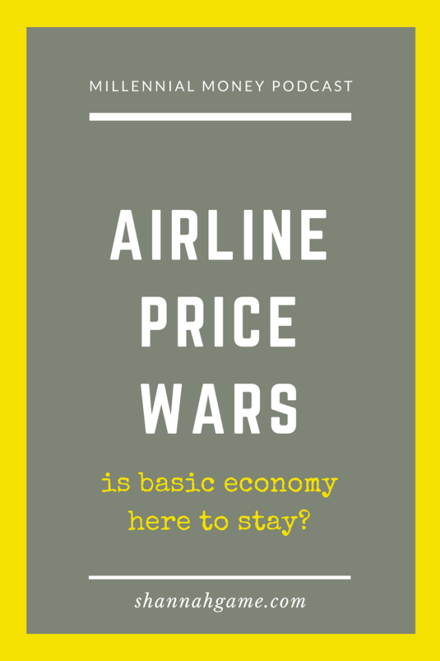 What you need to know before you book your basic economy airfare.