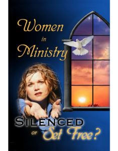Women in Ministry Silenced or Set Free DVD set