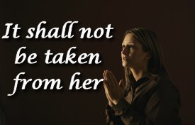 taken-away on Women in Ministry blog by Cheryl Schatz
