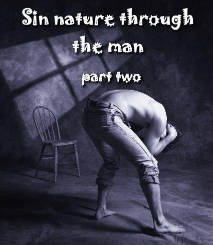 Sin nature through the man on Women in Ministry blog by Cheryl Schatz