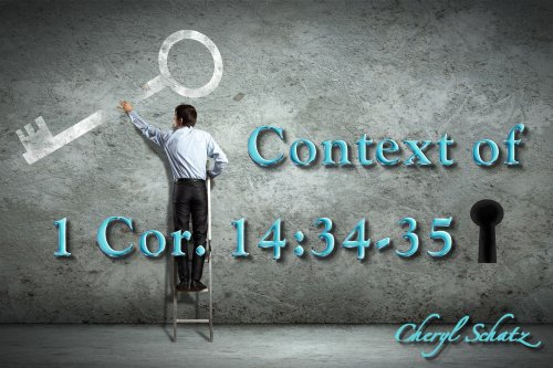Context is Key on WIM by Cheryl Schatz