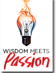 Wisdom Meets Passion Book