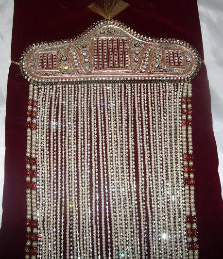New Design Pearl Amp Diamante Indian Groom Sehra