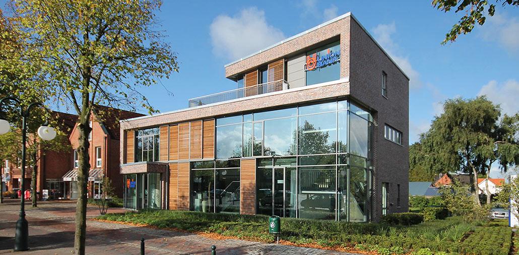 Neubau Unionbank Harrislee