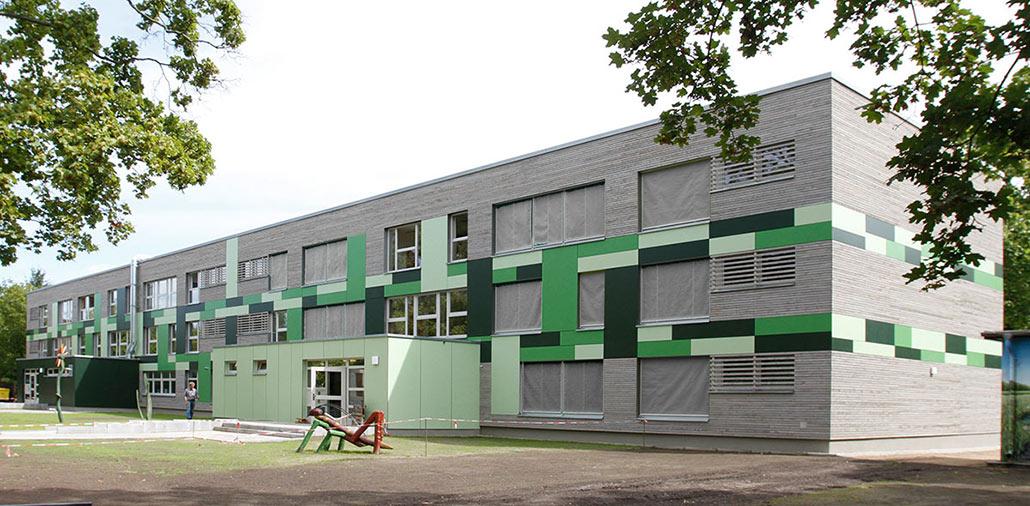 Energetische Fassadensanierung KiTa Grashüpfer, Innenraumgestaltung