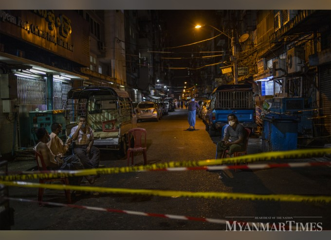 Yangon regional govt extends curfew for another two months | The ...