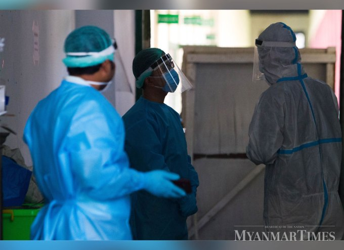 UPDATE: Myanmar reports another two COVID-19 recoveries, four new ...