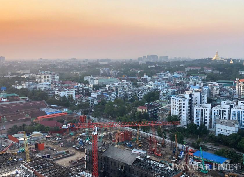 The property sector requires organisation to enforce Condominium Law. Kang Wan Chern/The Myanmar Times