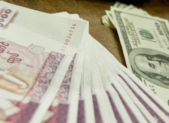 Kyat hits strongest level against dollar in over a year | The ...