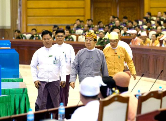 Pyithu Hluttaw to nominate candidates for president | The Myanmar ...