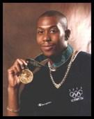 Olympian Lamont Smith 1996 Gold Medal winner