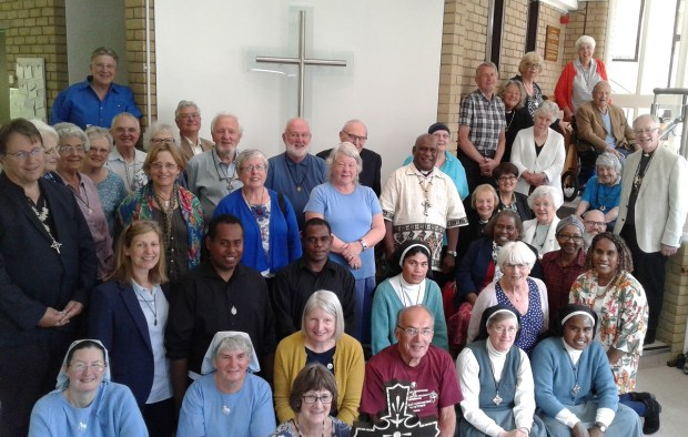Br Nelson At Chester Link Anniversary Celebrations