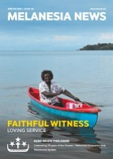 Melanesia News Issue 80 [Winter 2018]