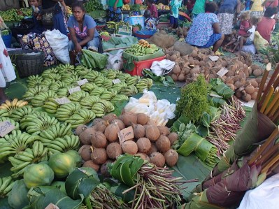 Central Market, Honiara, Solomon Islands