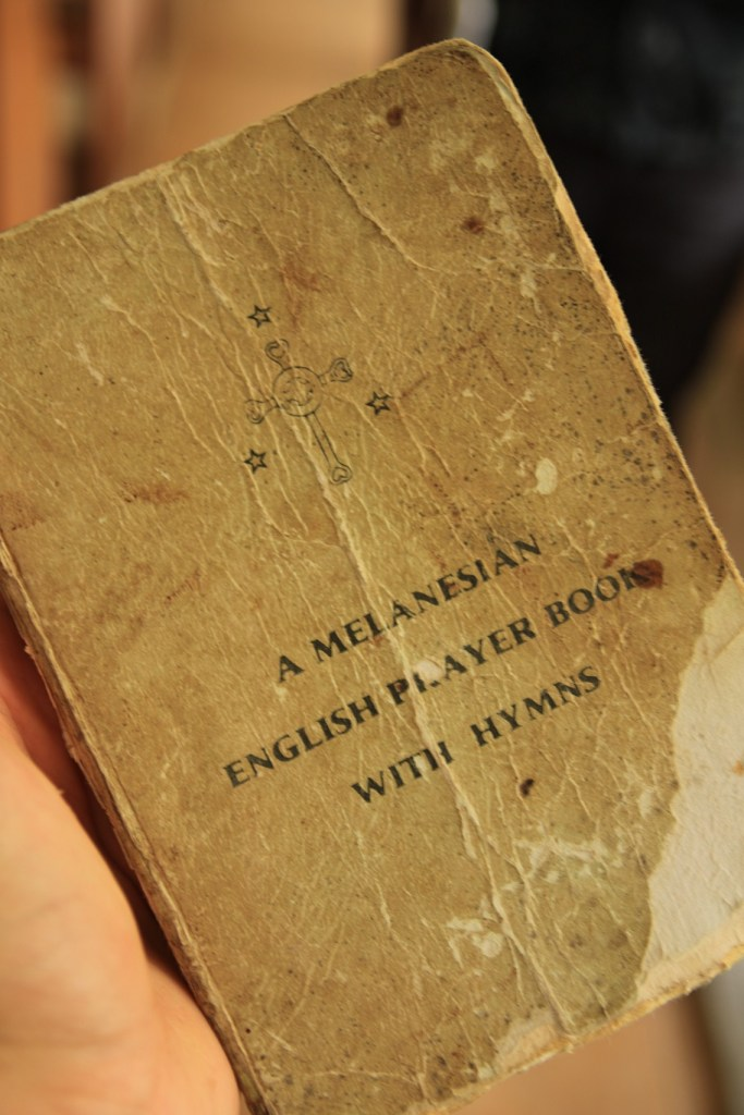 A Melanesian English Prayer Book