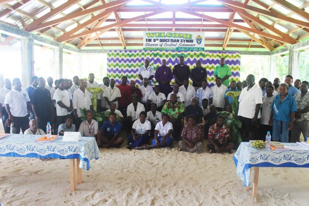 Central Solomons 9th Diocesan Synod