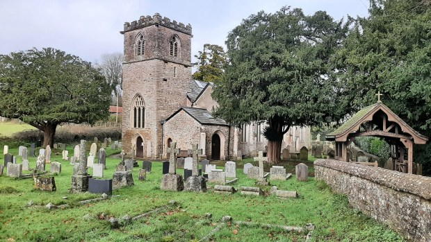 St Andrew's Church, Feniton