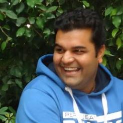 Akshay Singh Chauhan, Manager