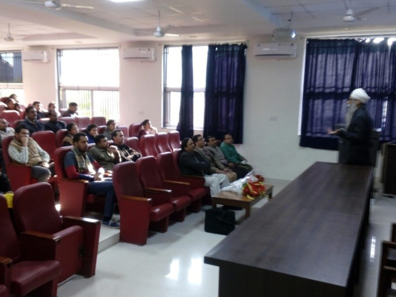 Expert Seminar on Personalized Medicine