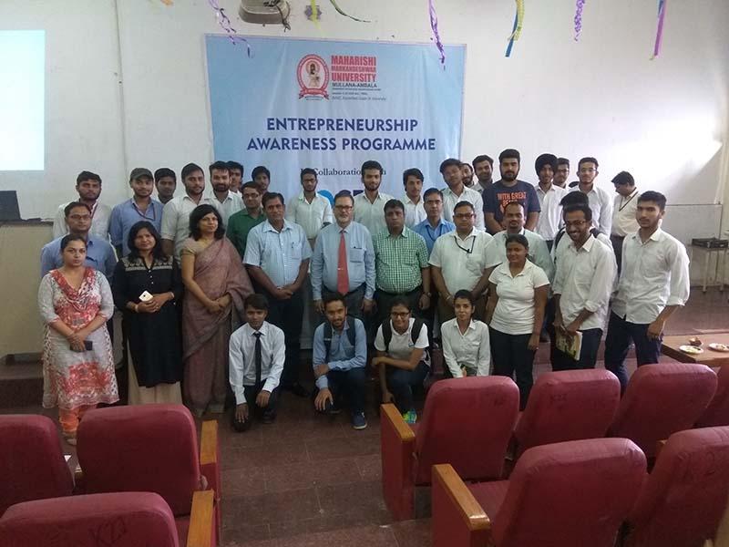 Entrepreneurship Awareness Programme