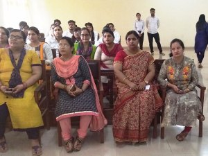 """Legal Awareness Programme on the Occasion of """"Founder's Day"""""""