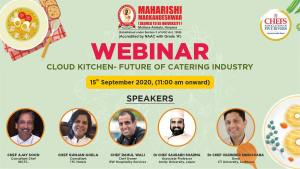 Webinar: Cloud Kitchen – Future of Catering Industry.