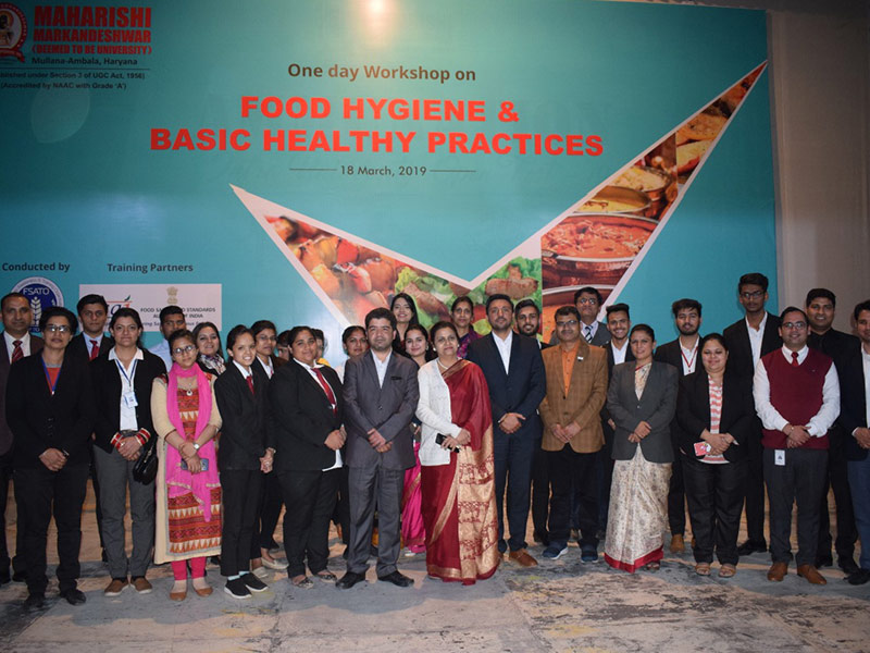 Food Hygiene and Basic Healthy Practices