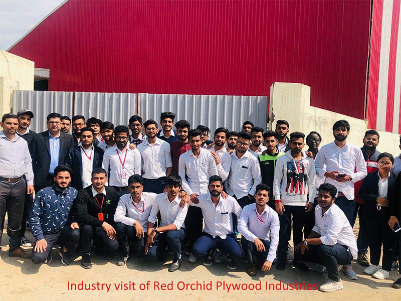 Red Orchid Plywood Industries, Village Sarwan, Distt Yamunanagar