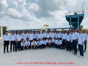 Hathni Kund Barrage, Yamunanagar