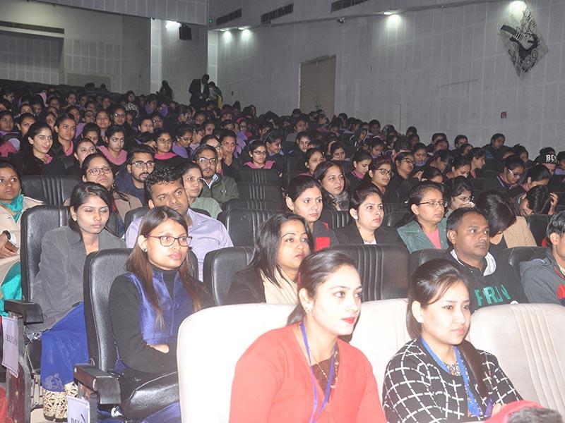 "Indian Association off Neonatal Nurses on ""Quality Nursing Care: Optimizing Neonatal Outcomes"""