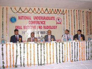 National IAOMR UG Conference 2011