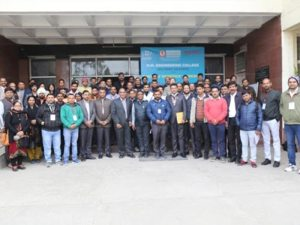 Two-day National Workshop on Introduction to Robotics (For Faculty)""
