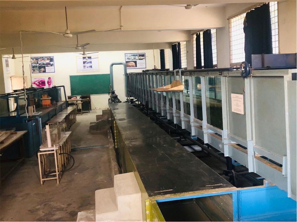 Hydraulic Research Lab