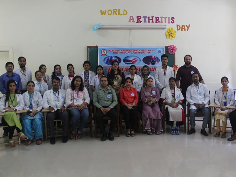 World Arithritis Day