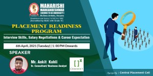 Placement Readiness Program 2021- 2022