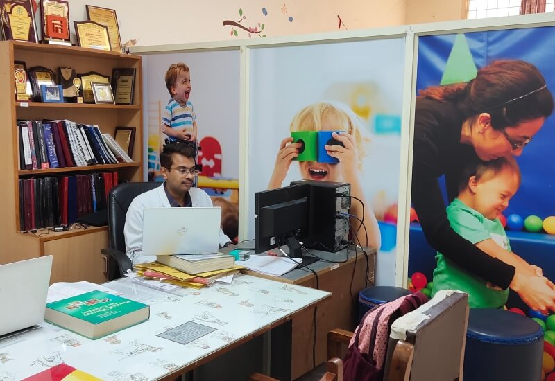 Pediatric Physiotherapy Research Lab