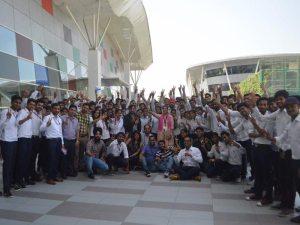 Industrial Visit – Infosys ( Chandigarh )