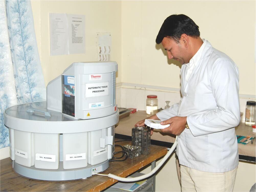 Histopathology Lab