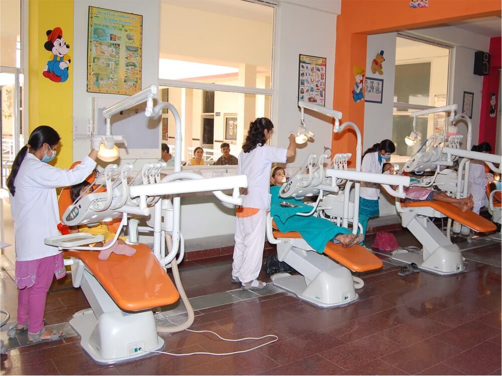 Pediatric and Preventive Dentistry UG Clinic