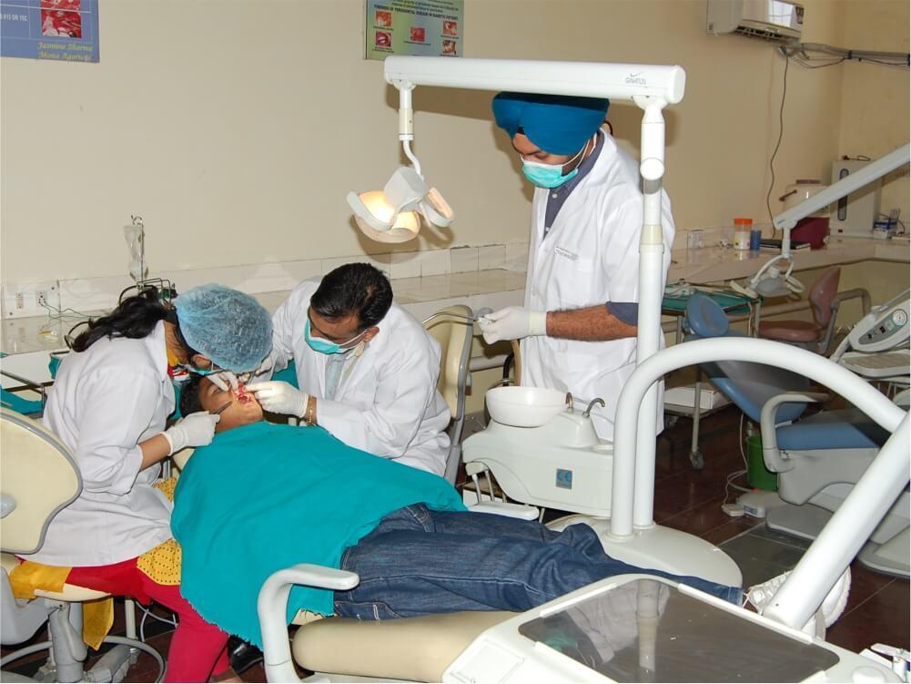 Periodontics Special Surgery Lab