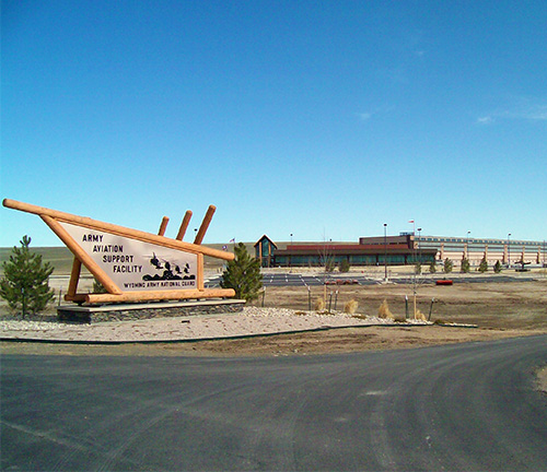 Wyoming Army National Guard Army Aviation Support Facility ...