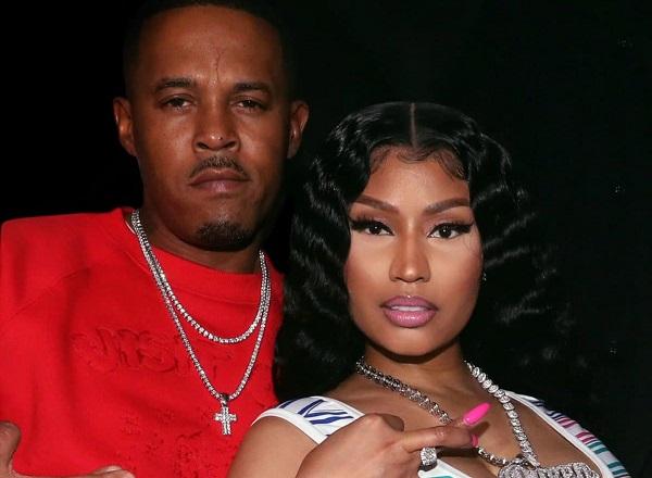 Nicki Minaj Gets Married