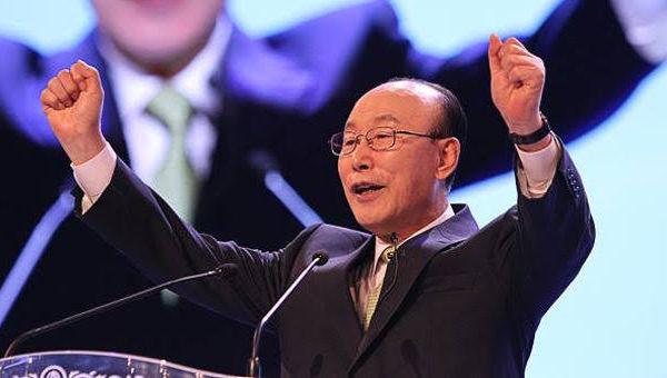 Pastor Yonggi Cho