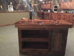 Minnesota Barnwood Custom Bar