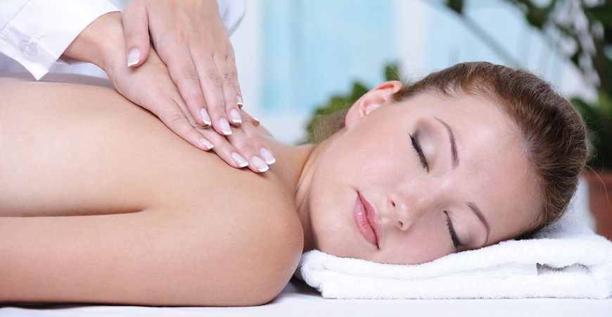 The Escape spa package