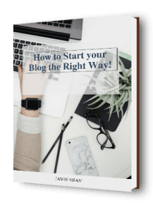 How to Set Up a blog the Right Way
