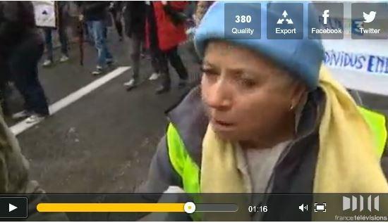 Manifestation contre le Chômage et la Précarité – Toulouse